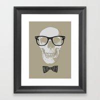 nerd4ever Framed Art Print