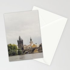 The Charles Bridge Stationery Cards