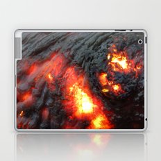 Flaming Seashell 4 Laptop & iPad Skin