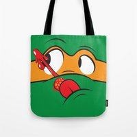 Who Watches The Pizza? Tote Bag
