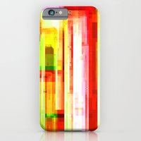 iPhone & iPod Case featuring Hex VII by Something Funny Is Happening