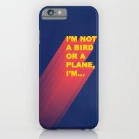 Super Man iPhone 6 Slim Case