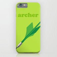 The Archer iPhone 6s Slim Case