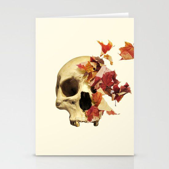 Wither Stationery Card