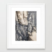 She Was Now Inclined To … Framed Art Print