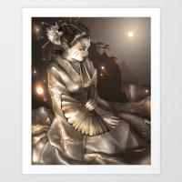 Solace Art Print
