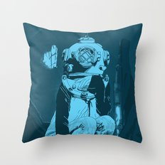 Come Down Here Throw Pillow