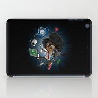 Moss's Happy Place iPad Case