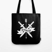 LAWFUL GOOD Tote Bag