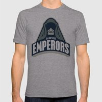DarkSide Emperors Mens Fitted Tee Athletic Grey SMALL