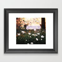Everything's Coming Up D… Framed Art Print