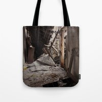 Plymouth County Hospital… Tote Bag
