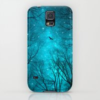 Galaxy S5 Cases featuring Stars Can't Shine Without Darkness  by soaring anchor designs