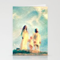 New Day Dawn Stationery Cards