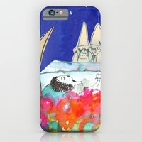 iPhone & iPod Case featuring Snow White by Agata Kowalska