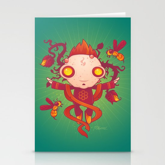 HIVES Stationery Card