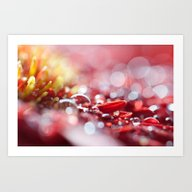 Red For Today Art Print