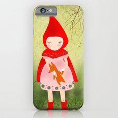 Little Red Riding Hood iPhone 6 Slim Case