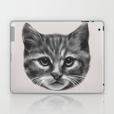 Everybody wants to be a Cat (MONOTONE) Laptop & iPad Skin