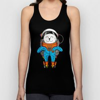 Intercatlactic! to the delicious Milky way!!! Unisex Tank Top