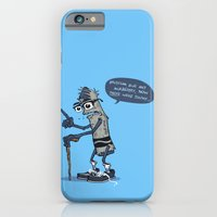 The Oldest Crayon in the Box iPhone 6 Slim Case