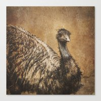 I'm Proud Of My Little H… Canvas Print