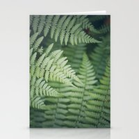 Where the Redwood Fern Grows Stationery Cards