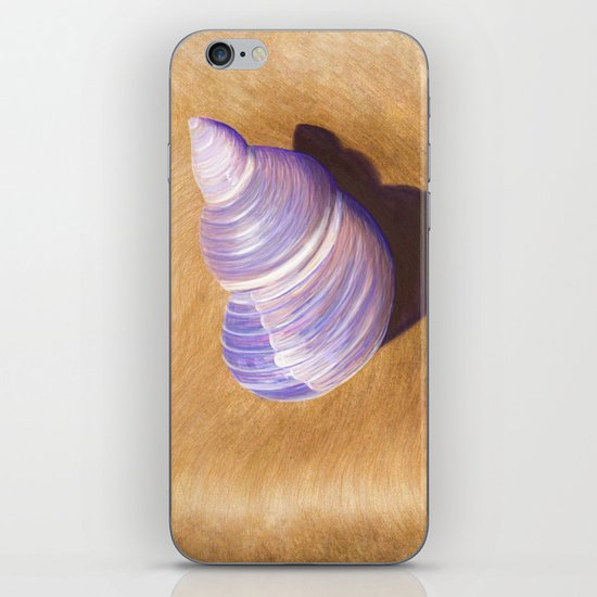 Seashell - Painting iPhone & iPod Skin