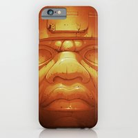 Olmeca II. (Gold) iPhone 6 Slim Case