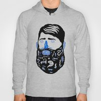 Animal Beard Hoody