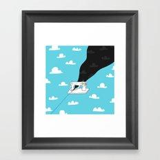 Sew A Better World Framed Art Print