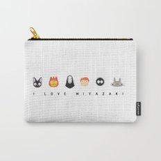 I Love Miyazaki 2.0 Carry-All Pouch