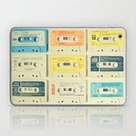 Laptop & iPad Skin featuring All Tomorrow's Parties by Cassia Beck