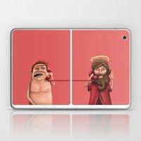 Strange believes 2 Laptop & iPad Skin