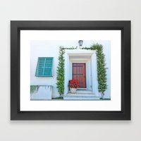 Seaside Set 3 Of 4 Framed Art Print