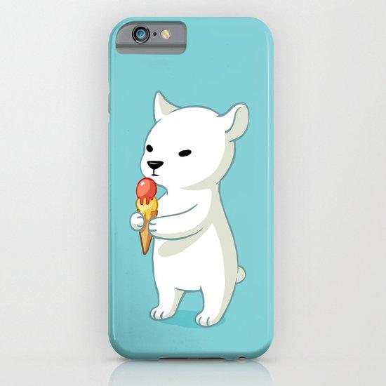 Polar Ice Cream iPhone & iPod Case