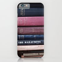 iPhone & iPod Case featuring Bookworms by Junkyard Doll