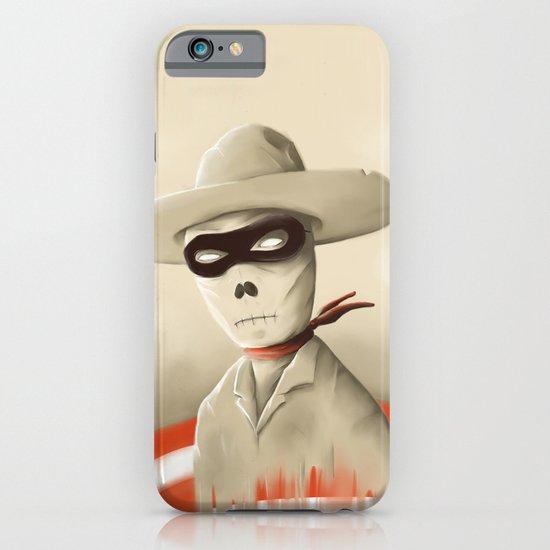 Wild wild death iPhone & iPod Case