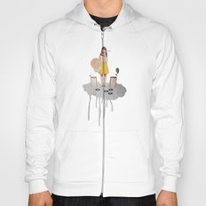 ON / ... | Collage Hoody