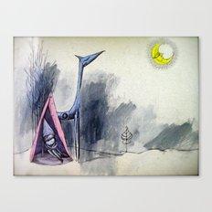 (T0T) Canvas Print