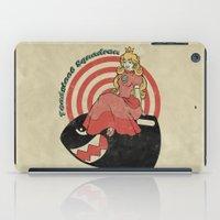 Toadstool Squadron iPad Case