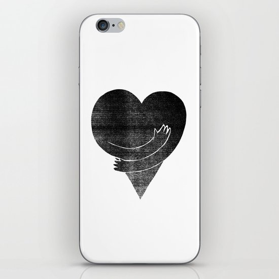 Illustrations / Love iPhone & iPod Skin