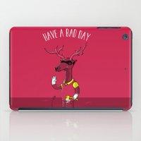 Bad Horacio iPad Case