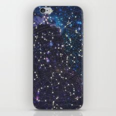 Sky Map iPhone & iPod Skin