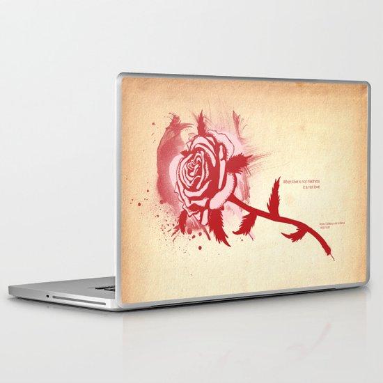 Romance Laptop & iPad Skin