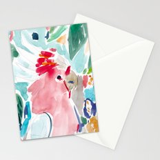 Mitchell the Cockatoo Stationery Cards