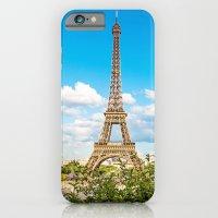 Cloud 9 - Eiffel Tower iPhone 6 Slim Case