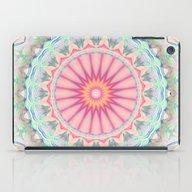Mandala Pastel No. 5 iPad Case