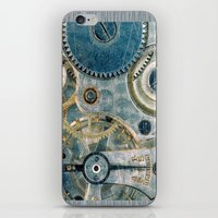 iPhone Gears iPhone & iPod Skin