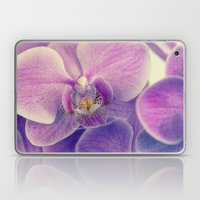 Orchid - lilac colored Laptop & iPad Skin